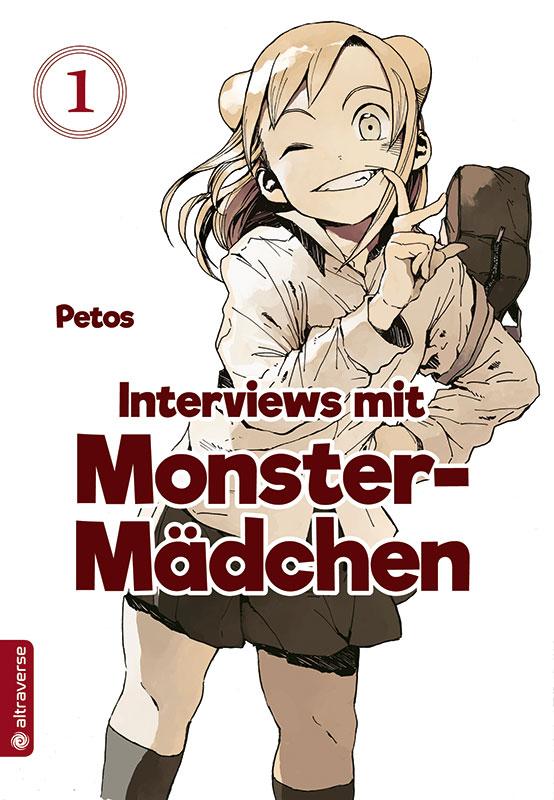Interviews mit Monster-Mädchen Band 1