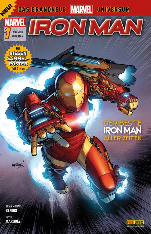 Iron Man (2016) 1