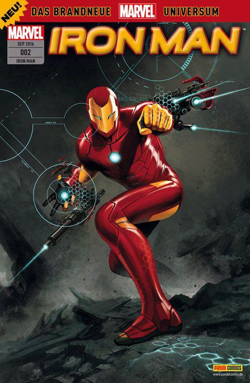 Iron Man (2016) 2