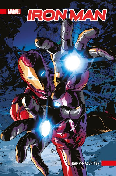 Iron Man (2017) 2: Kampfmaschinen