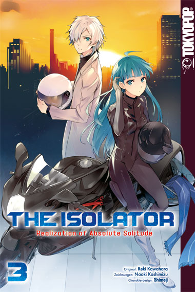 Isolator - Realisation of Absolute Solitude Band 3