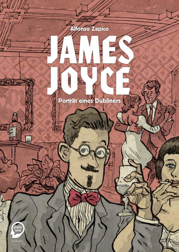 James Joyce – Porträt eines Dubliners