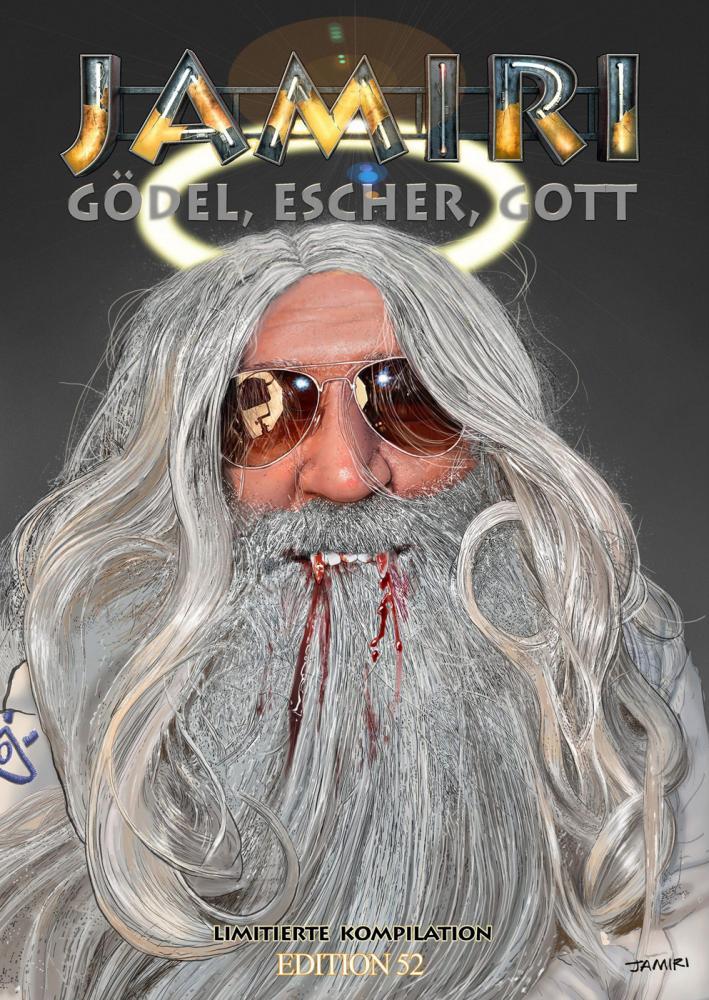 Jamiri Gödel, Escher, Gott (Vorzugsauasgabe)