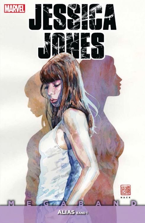 Jessica Jones Megaband Alias, Band 1
