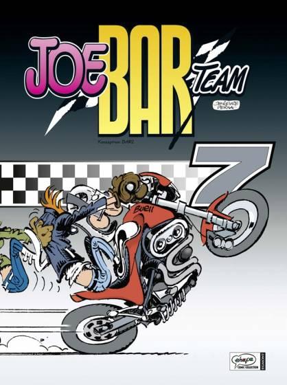 Joe Bar Team Band 7