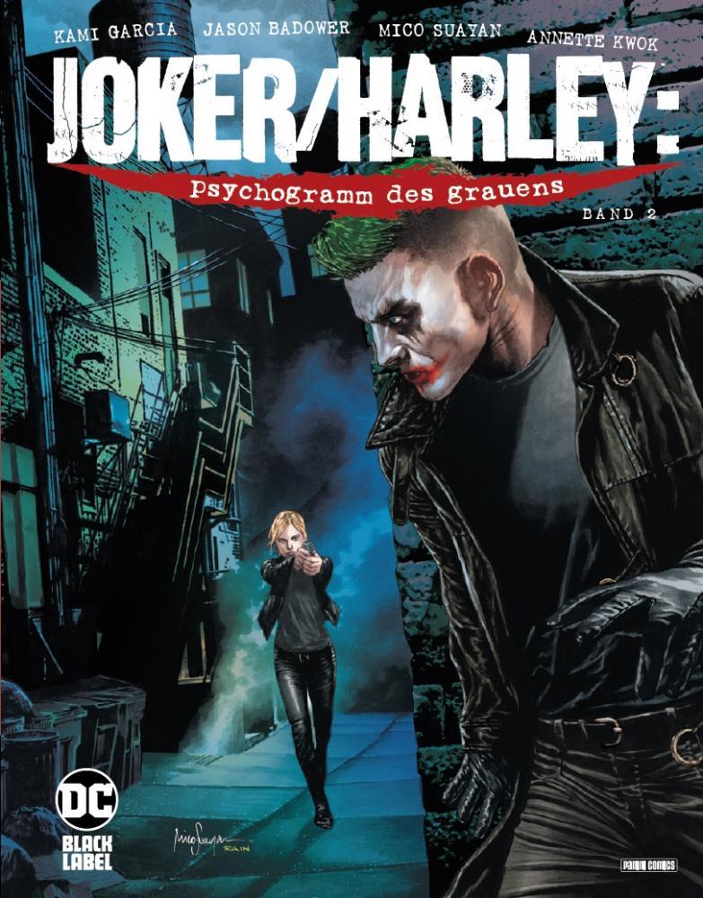 Joker/Harley: Psychogramm des Grauens Band 2