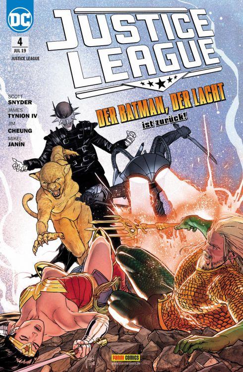 Justice League (2019) 4