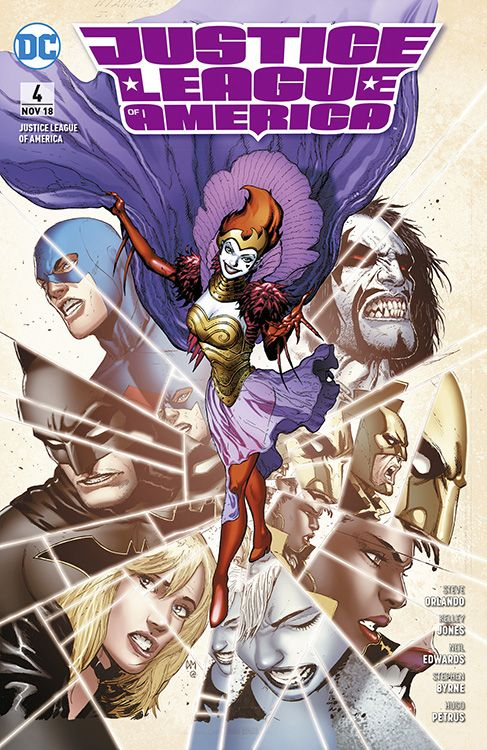 Justice League of America (Rebirth) 4: Tödliche Märchen