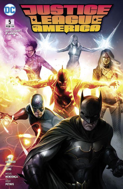Justice League of America 5: Der Gott der Superhelden