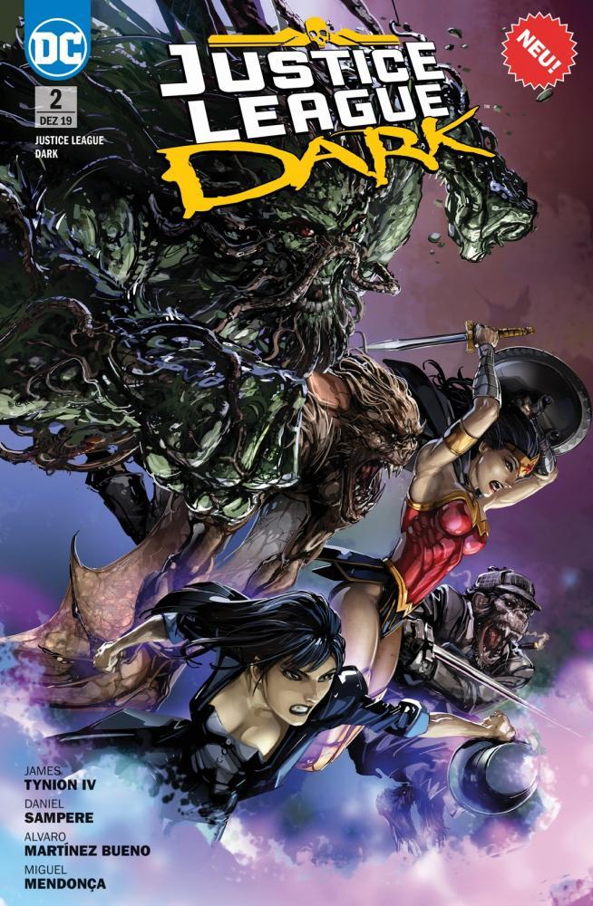 Justice League Dark (2019) 2: Die Herren der Ordnung