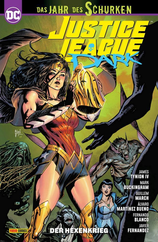 Justice League Dark (2019) 3: Der Hexenkrieg