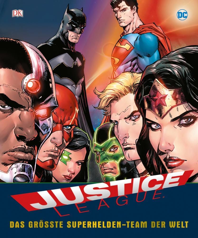 Justice League - Das größte Superhelden-Team der Welt