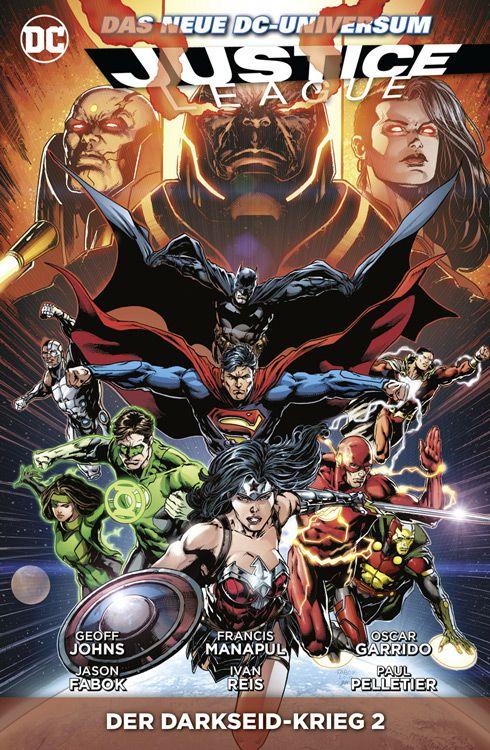 Justice League Paperback 11: Der Darkseid-Krieg 2