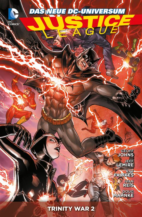 Justice League Paperback 6: Trinity War 2 (Softcover)
