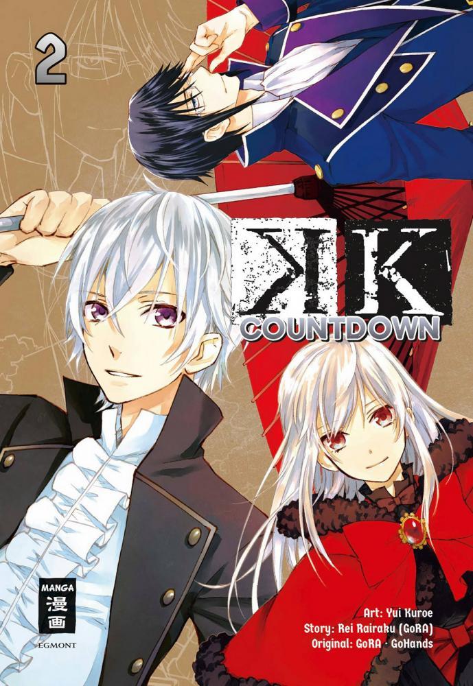 K – Countdown Band 2