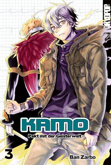 Kamo – Pakt mit der Geisterwelt Band 3