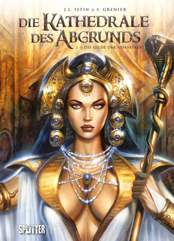 Kathedrale des Abgrunds 2: Die Gilde der Assassinen