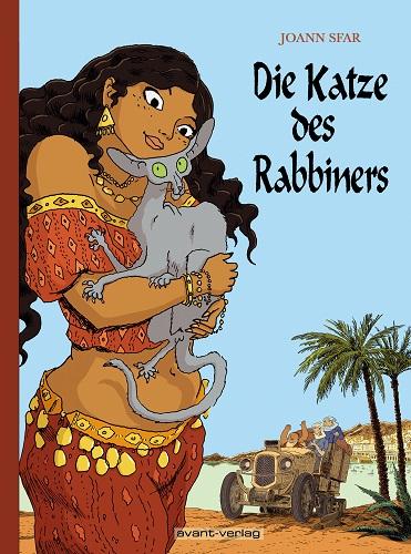 Katze des Rabbiners Sammelband 2