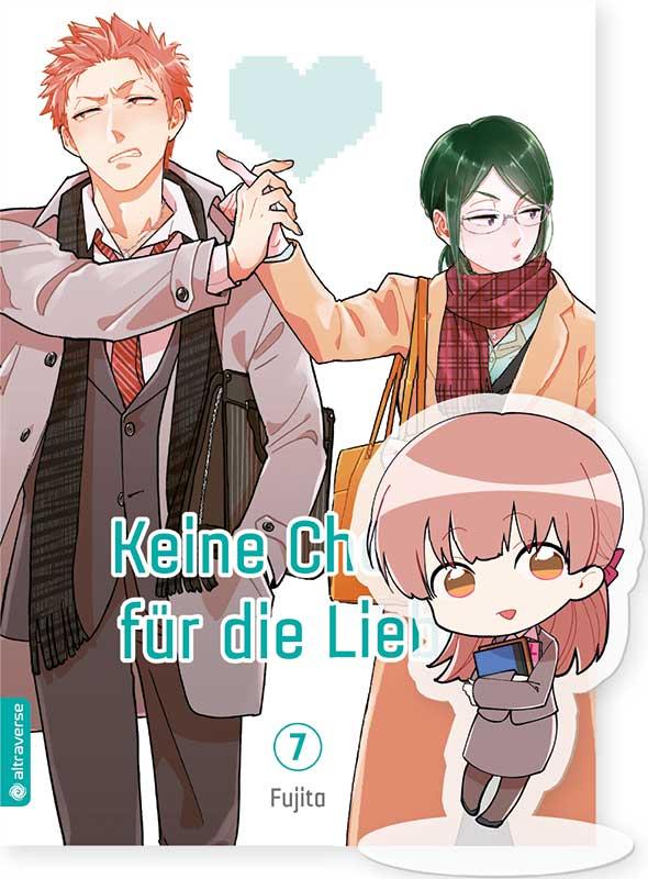 Keine Cheats für die Liebe Band 7 (Limited Edition)