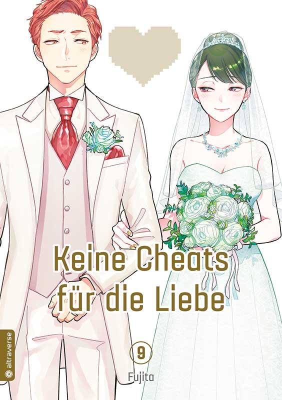 Keine Cheats für die Liebe Band 9