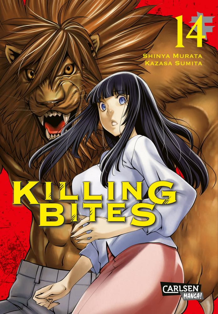 Killing Bites Band 14