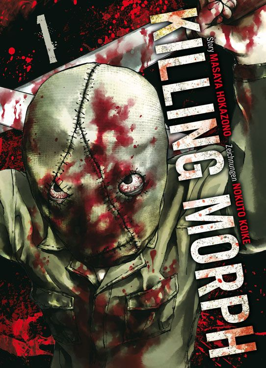 Killing Morph Band 1