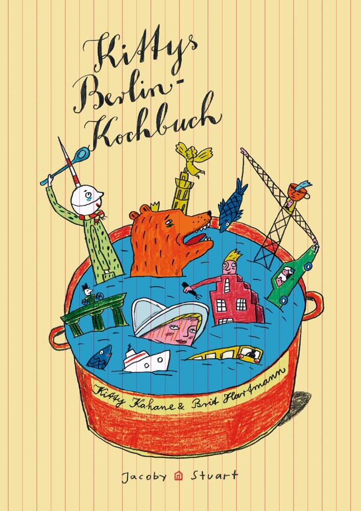 Kittys Berlin-Kochbuch