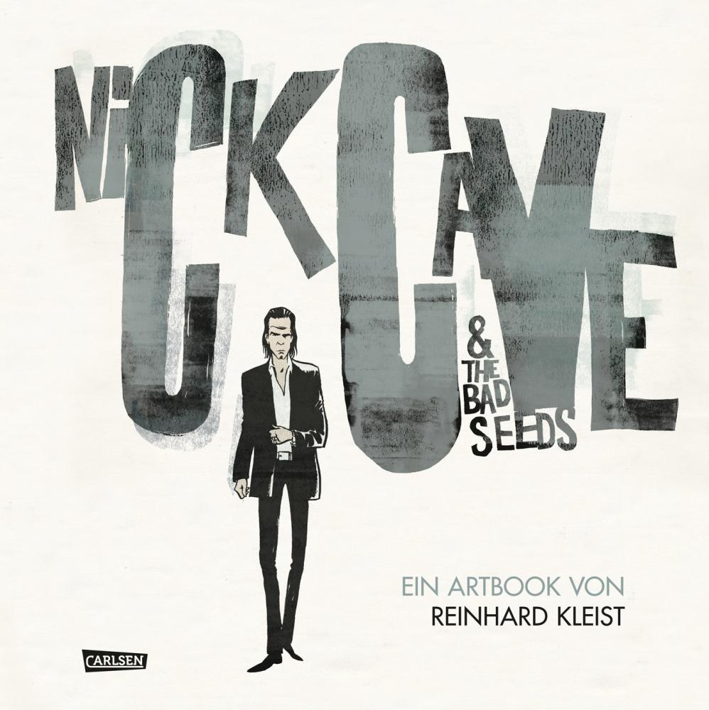 Nick Cave & The Bad Seeds (Artbook)