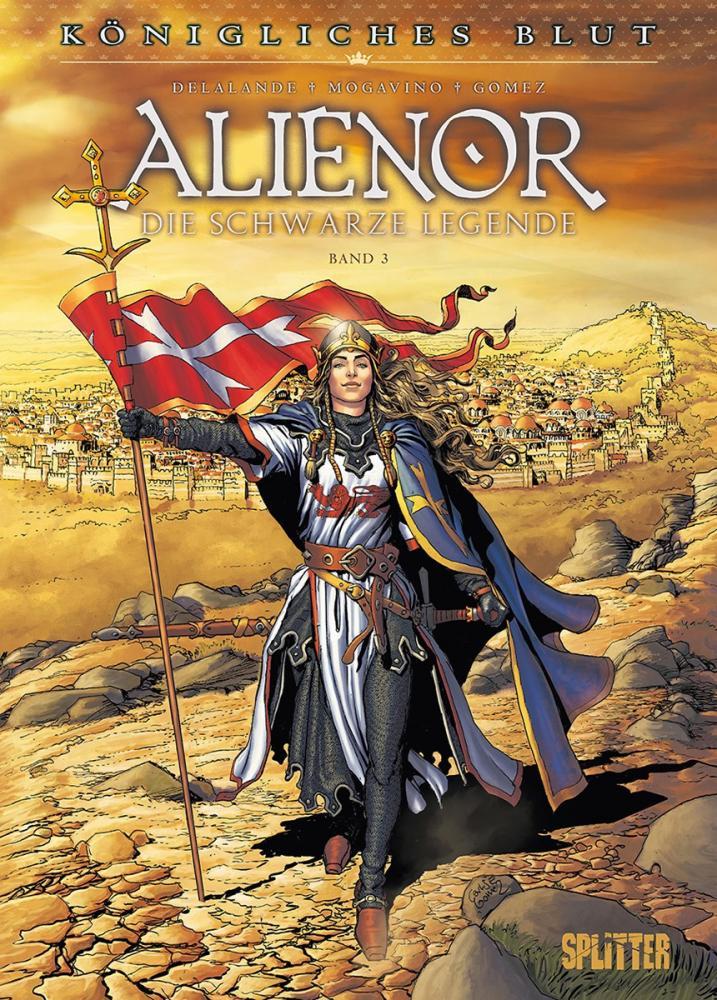 Königliches Blut 5: Alienor - Die schwarze Legende III