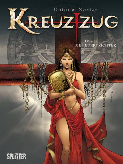 Kreuzzug 4: Die Feuertrichter
