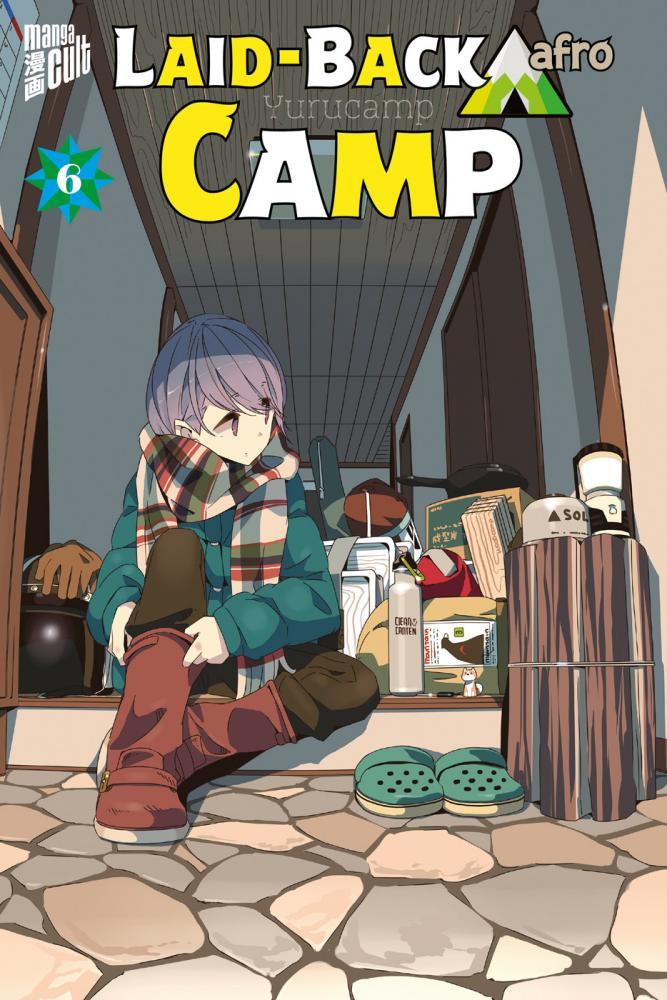 Laid-Back Camp Band 6