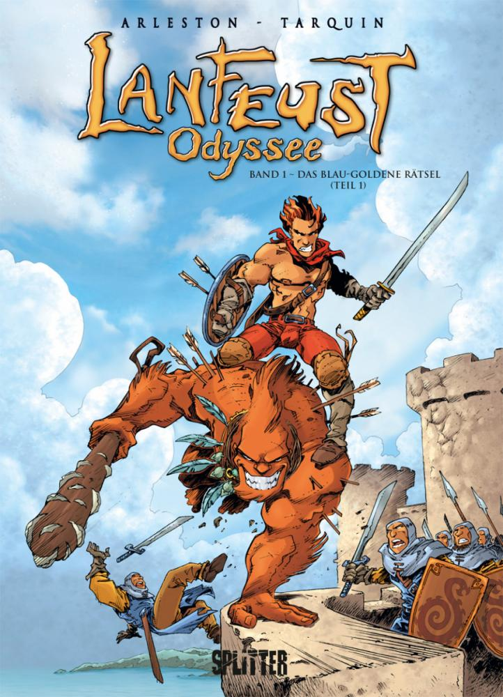 Lanfeust Odyssee 1: Das blau-goldene Rätsel (Teil 1)