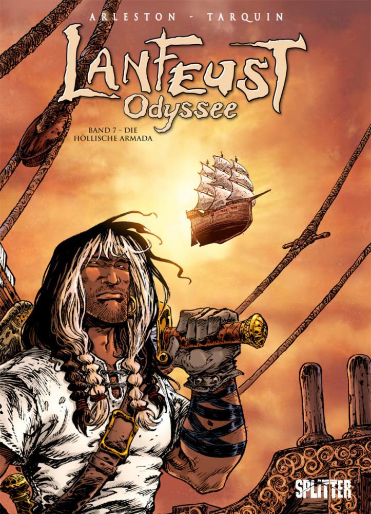 Lanfeust Odyssee 7: Die höllische Armada