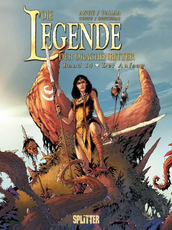 Legende der Drachenritter 14: Der Anfang