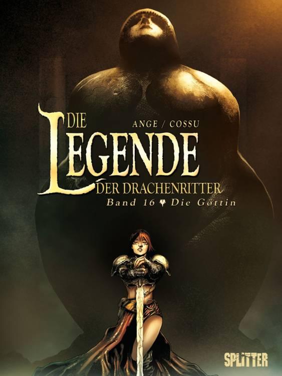 Legende der Drachenritter 16: Die Göttin