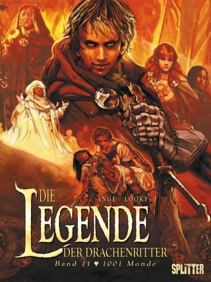 Legende der Drachenritter 11: 1001 Monde