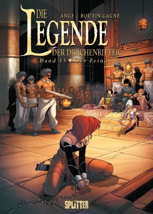 Legende der Drachenritter 15: Der Feind