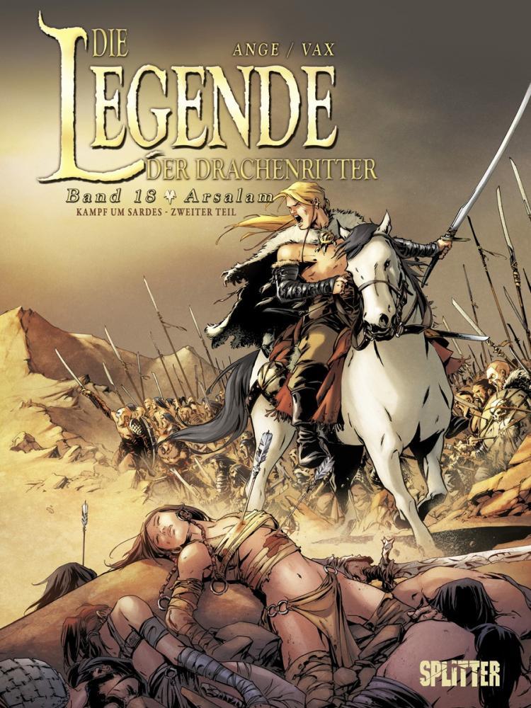 Legende der Drachenritter 18: Arsalam