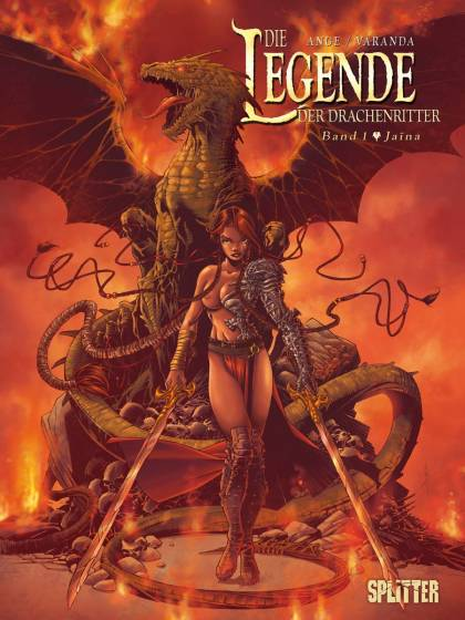 Legende der Drachenritter 1: Jaina