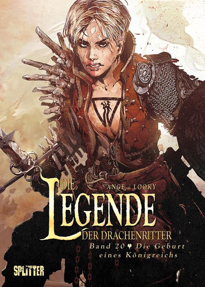 Legende der Drachenritter 20: Die Geburt eines Kaiserreichs