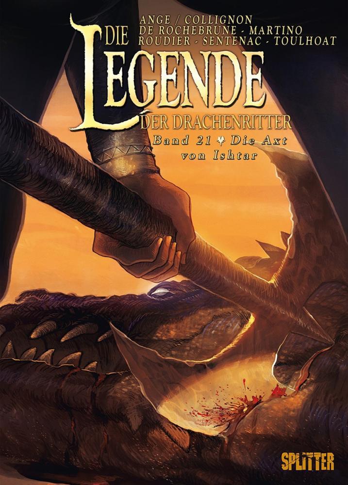 Legende der Drachenritter 21: Die Axt von Ishtar