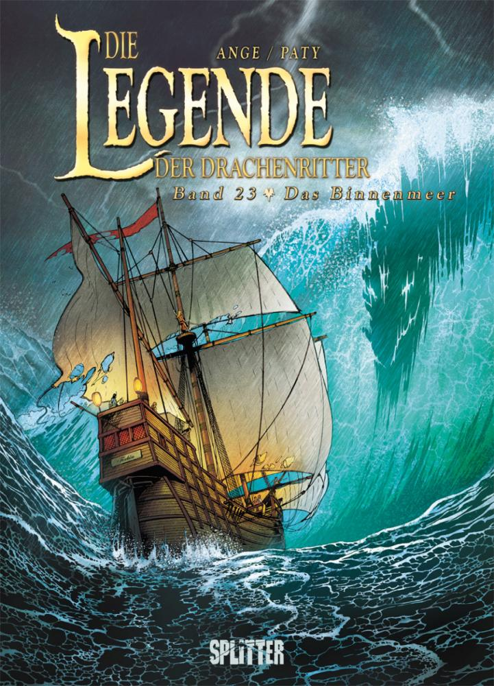 Legende der Drachenritter 23: Das Binnenmeer