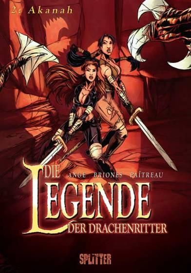 Legende der Drachenritter 2: Akanah