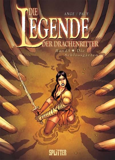 Legende der Drachenritter 5: Die Schlossgärten
