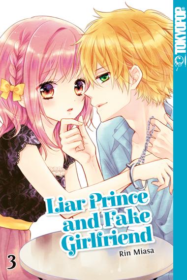 Liar Prince and Fake Girlfriend Band 3