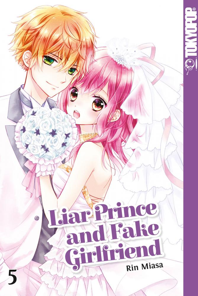 Liar Prince and Fake Girlfriend Band 5