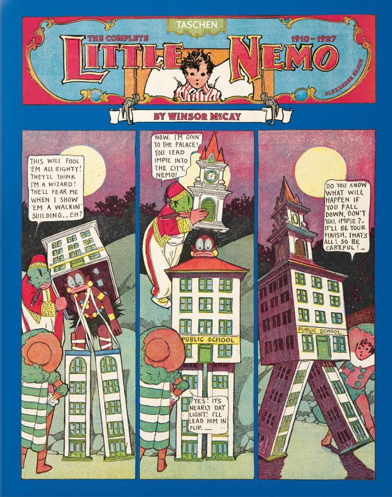 Little Nemo Gesamtausgabe 1910–1927