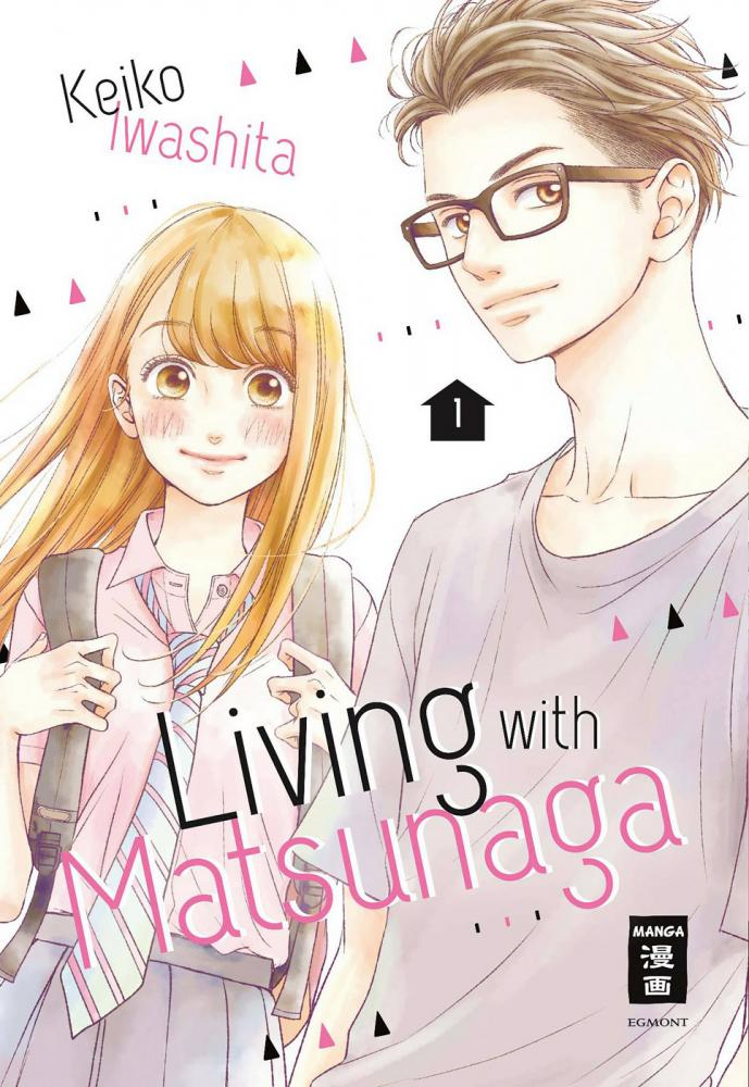 Living with Matsunaga Band 1