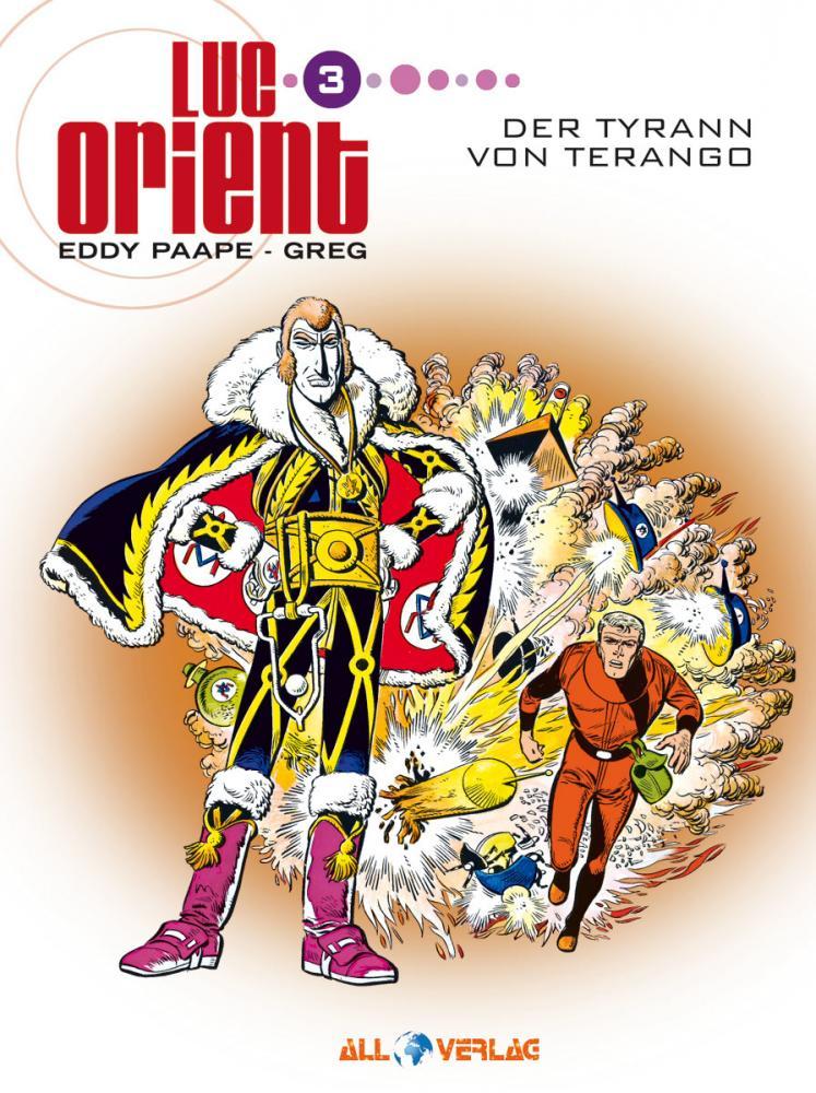 Luc Orient 3: Der Tyrann von Terango