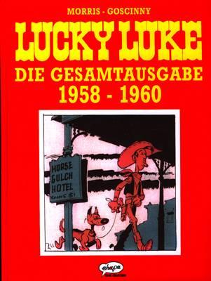 Lucky Luke Gesamtausgabe 1958-1960